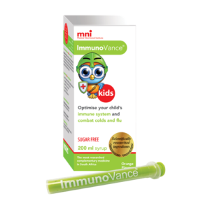 Boost your child's immune system and help defend against viruses and bacteria with ImmunoVance kids