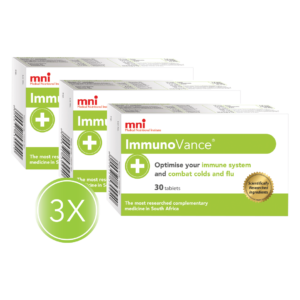 Boost your immune system and help defend against viruses and bacteria with ImmunoVance 3x Value Pack